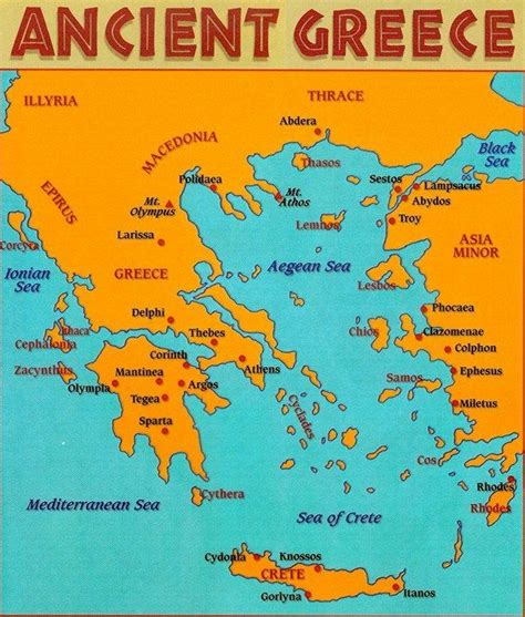 greece on map best 25 ancient greece ideas on ancient