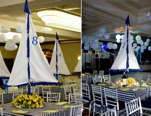 Nautical Theme For A Bar Mitzvah Celebration