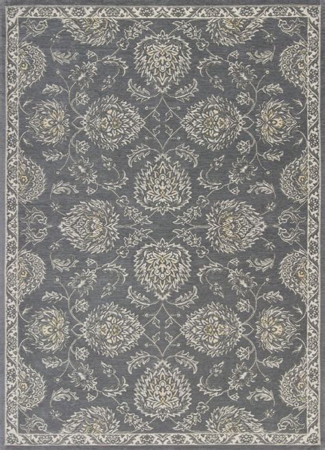 bentley rugs retreat grey bentley 114 quot x 79 quot rug from kas rugs coleman furniture