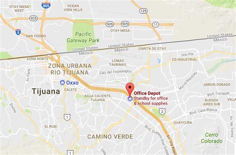bold assault at tijuana office supply store san diego reader