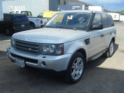service manual how make cars 2005 land rover range rover regenerative braking 2005 land