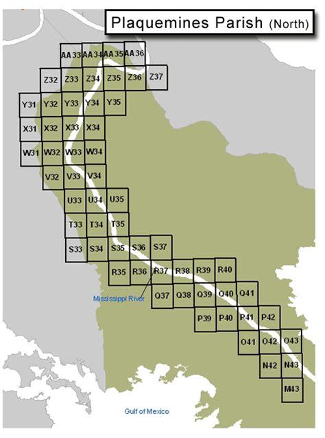 louisiana flood elevation map hurricane surge inundation and advisory base flood