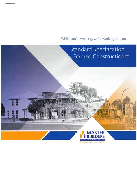 Mba Housing Specification by Standard Specification Framed Minimum Purchase 3