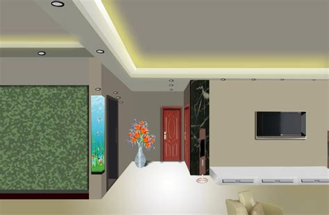 living room interior ceiling design 3d house free 3d
