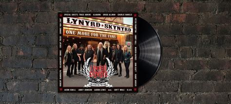 one more for the fans lynyrd skynyrd one more for the fans vinyl lp blackbird
