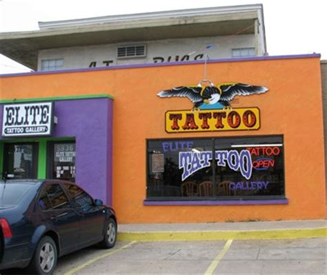 fort worth tattoo shops elite tatto gallery fort worth shops