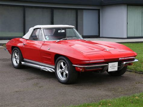 for sale c2 corvette stingray 1964 classic cars hq