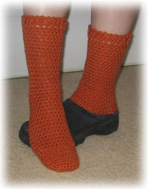 crochet socks pattern uk 1000 images about crochet adult slippers socks etc on