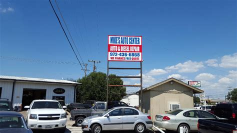 car service    repair mikes auto center