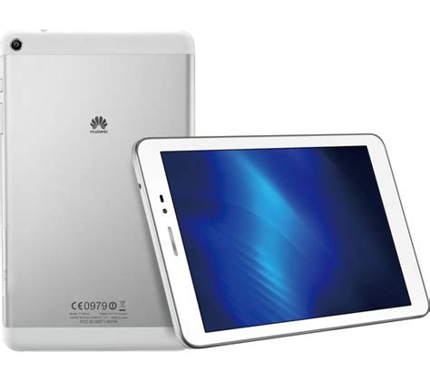 huawei mediapad t1 8 0 quot tablet 16 gb silver deals pc