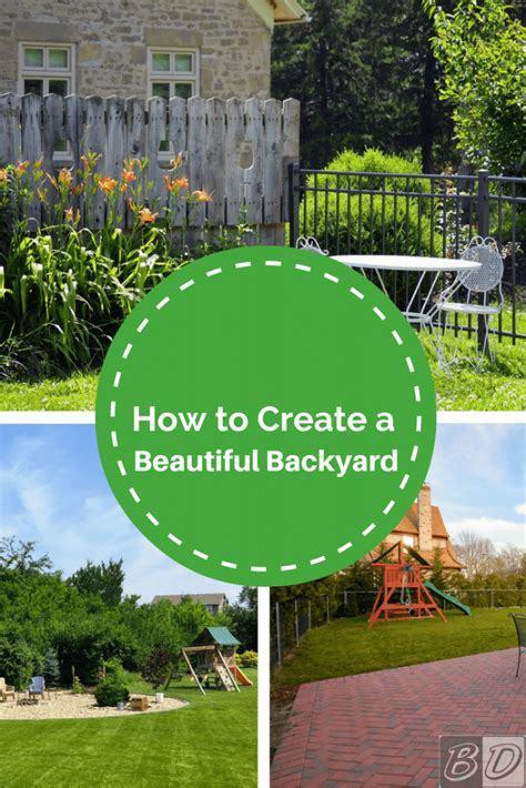 how to create a beautiful backyard landscaping lawn maintenance tips how to maintain your lawn
