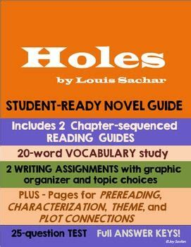 themes in the story holes a book report on holes by louis sachar
