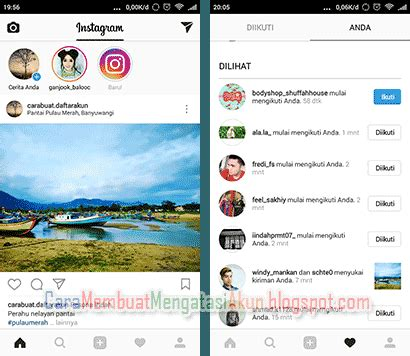 cara membuat instagram baru lewat hp bagaimana cara upload foto ke instagram lewat hp android
