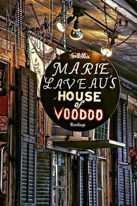marie laveau house of voodoo marie laveau s house of voodoo big easy pinterest