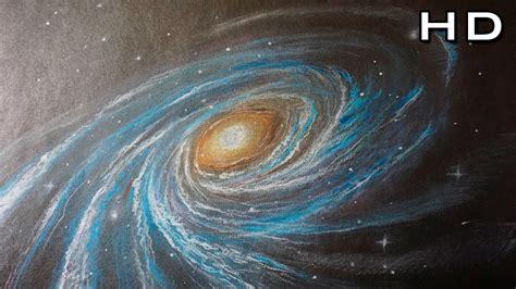 imagenes del universo faciles de dibujar c 243 mo dibujar una galaxia y estrellas paso a paso con