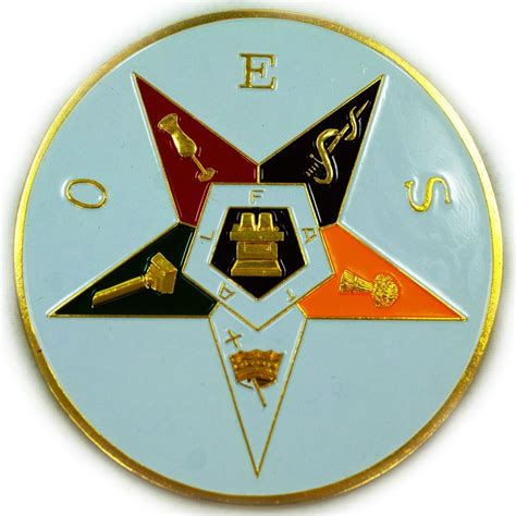 Auto Decals And Emblems by Order Of The Eastern Masonic Auto Emblem Decal Ebay
