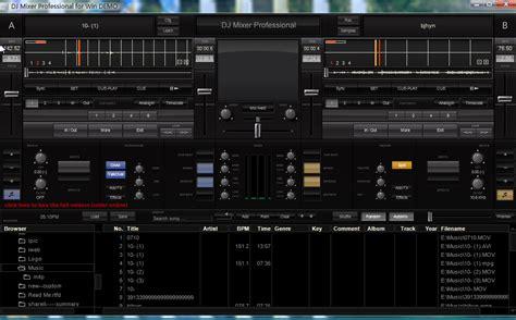 dj mixing software free download full version windows 8 download free virtual dj mixer full version software dj