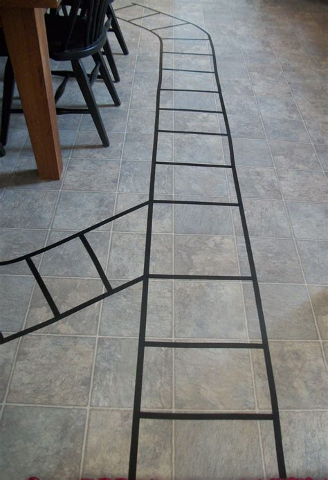 Floor Track by Ideas For All Aboard All About And