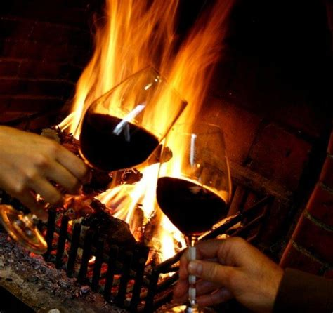 By The Fireplace by Wine By The Fireplace Tonight Anyone All Things Wine