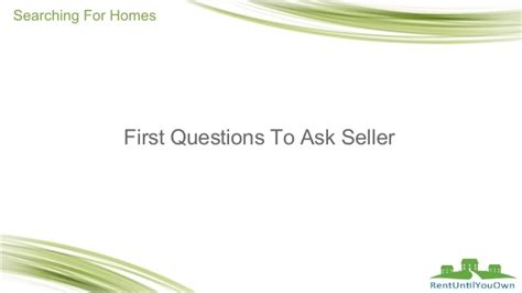 questions to ask a seller when buying a house questions to ask when renting a house 28 images be a smart renter what to ask a