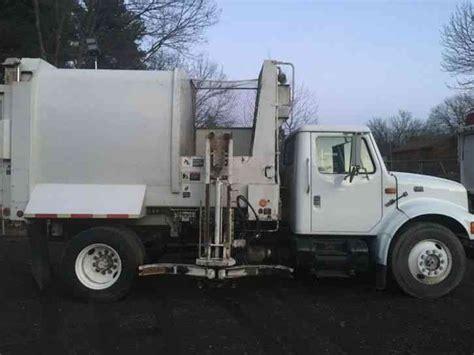 international  series   heavy duty trucks
