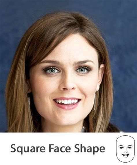 hairstyle for square face type the right hairstyle for your face shape thehairstyler com