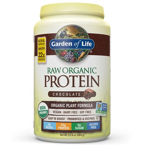 Garden Of Products by Garden Of Organic Protein Powder At Winning Edge