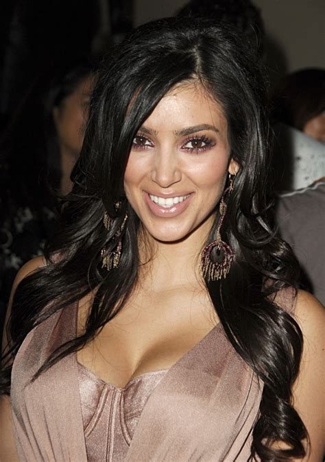 kim kardashian old house ringlets old photos of kim kardashian obsev