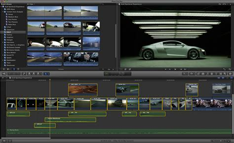 final cut pro new version 2015 final cut x now supports xavc l and avc intra 4 4 4