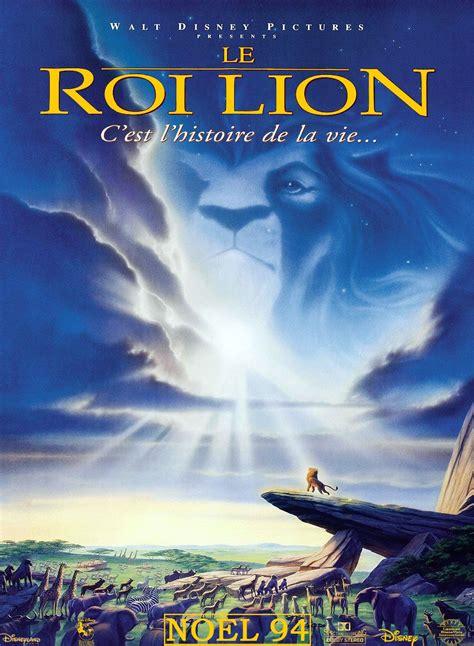 film lion roi affiches posters et images de le roi lion 1994