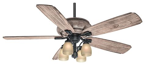 rustic farmhouse ceiling fan fans casablanca 55051 heathridge 60 quot 5 blade