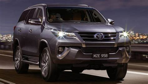 New Car Launch In India Toyota Confirmed Toyota To Launch New Fortuner On Nov7 2016