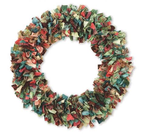 Wonderful Christmas Candle Rings Wreaths #4: Completed-wreath-imp.jpg