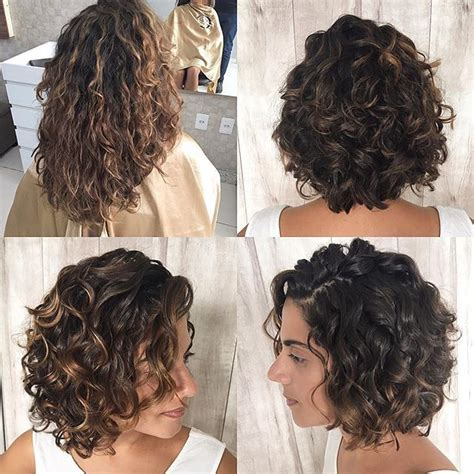 do layers look in thick slightly wavy hair best 10 short curly hair ideas on pinterest curly short