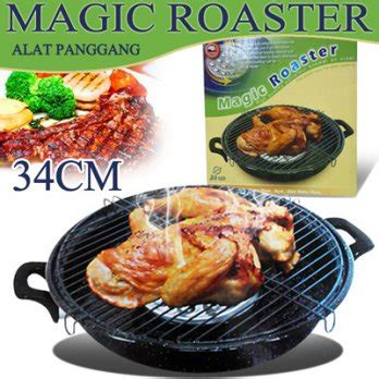 Maspion Magic Roaster harga maspion magic roaster pemanggang ayam ukuran 34cm