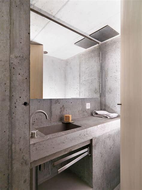 1000 ideas about concrete sink bathroom on