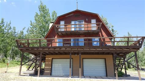 Mountain Cabins For Sale In Utah by Cabin Overlooking Panguitch Lake For Sale Southern Utah
