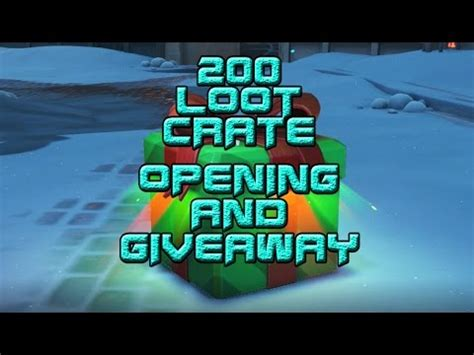 Overwatch Gift Card - 200 xmas overwatch lootcrate opening 100 sub amazon gift card giveaway youtube