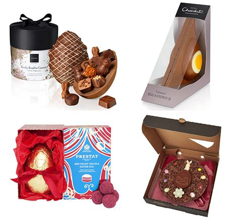 easter chocolate gifts easter eggs and chocolate treats gift guide