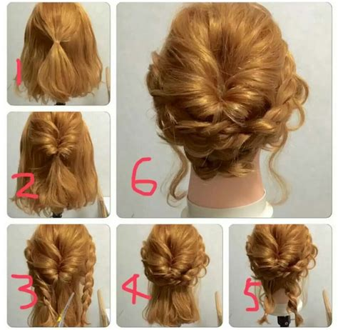 directions for easy updos for medium hair kısa sa 231 lar i 231 in 214 rg 252 modelleri yaşam tonu
