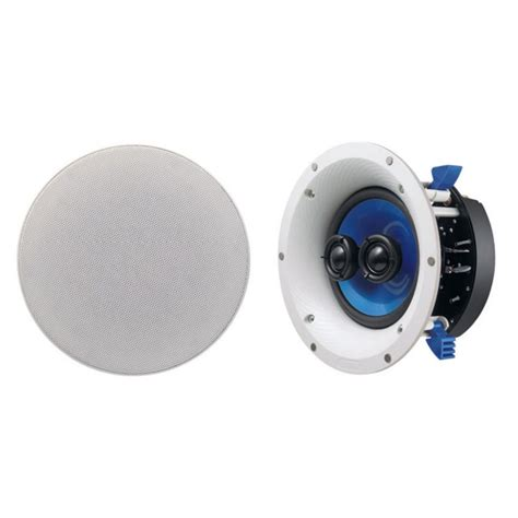 Yamaha 8 Inch Ceiling Speakers by Yamaha Ns Ics600 6 5 Inch Stereo Coaxial Ceiling Speaker