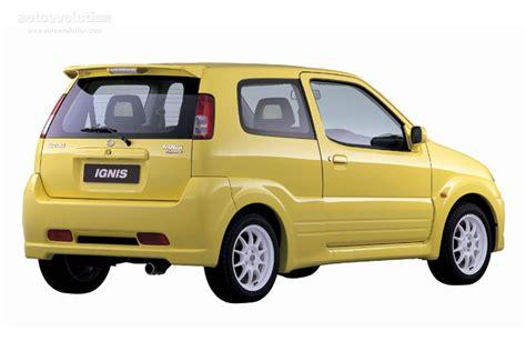 Suzuki Sport 2006 Suzuki Ignis Sport Specs 2003 2004 2005 2006