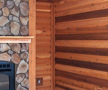 live edge siding for accent wall 28 best images about basement ideas on log