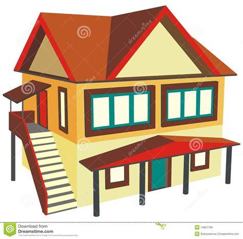Adobe House Plans Maison De Deux 233 Tages Avec L Escalier Externe Images