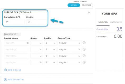 Do Mba School Look At Cumulative Gpa by High School Gpa Calculator