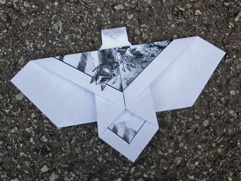 Infamous Origami - paper trail help infamous