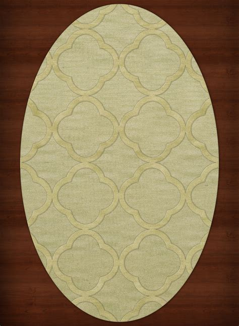 oval rug payless troy tr8 118 mint oval rug
