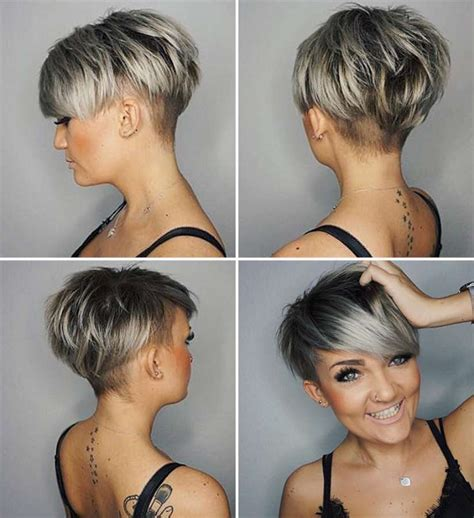hairstyles 2018 short short hairstyle 2018 20 fashion and women