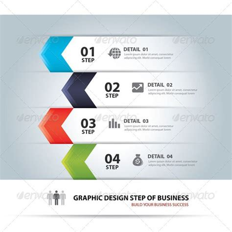Stepping Design Templates 38 best images about infographics on create an