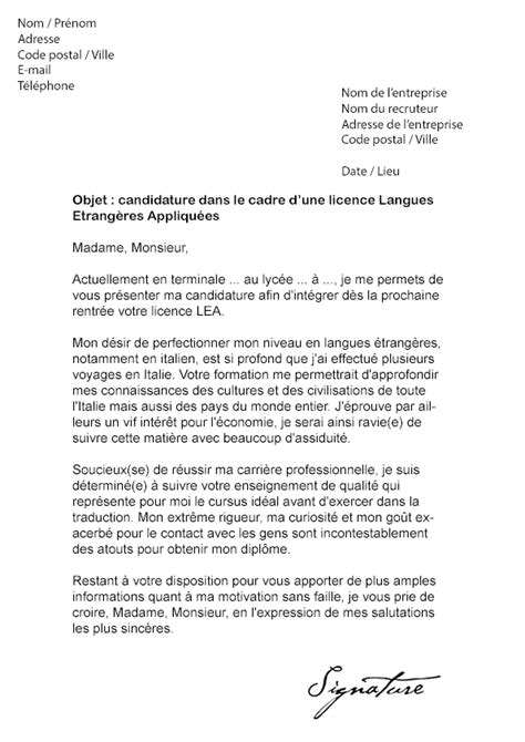 Exemple Lettre De Motivation Université Pdf Exemple De Lettre De Motivation Pour Une Formation 195 L Universit 195 169